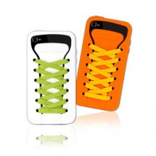 iShoes - Silicone Case for iPhone 4