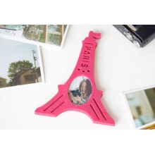 Eiffel Tower Magnet Photo Frame