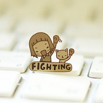Korea Pony Brown 24K Gold Anti-radiation Sticker