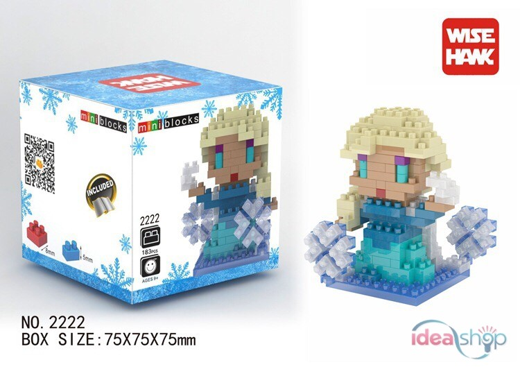 Frozen Mini Blocks Elsa