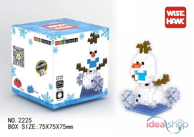 Frozen Mini Blocks Olaf