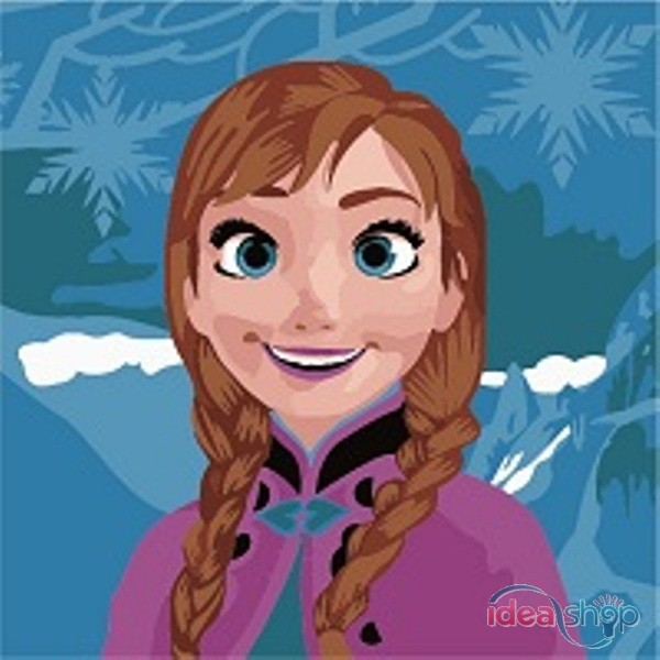 Frozen_DIY_Painting_Kit_Anna_Olaf_Elsa